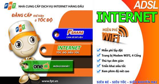 Lắp mạng FPT Hàm Thuận Bắc